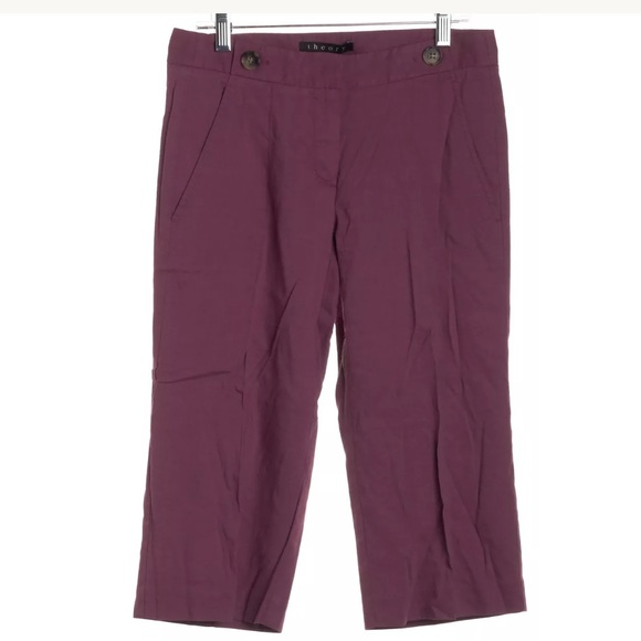 Theory Pants - Theory Bermuda Shorts